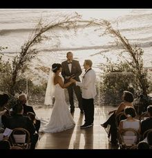 Jeannie & Caleb Wedding Movie at Villa Anugrah Bali by AKSA Creative