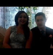 testimony wedding desy n jens by JADE Organizer and Entertainment