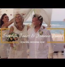 Renewal Wedding Vow Stephen & Joanne by Inaya Putri Bali