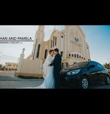Jonathan and Pamela Wedding SDE by The Jawiman Concept