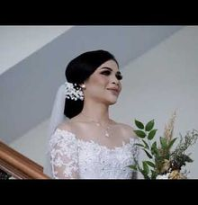 New Normal Wedding Olyn & Reza by Mercure Jakarta Sabang