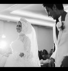 Wedding Films of Nabila Abdat & Reza Ishak by Alexo Pictures