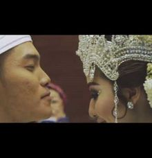 wedding of yolla and putra by Kite Creative Pictures