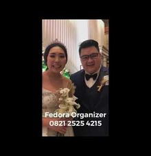 Wedding Organizer Yoshua & Cindy 1 Des 18 by Fedora Organizer