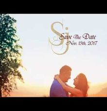 "Save the date video invite - Jaskirat & Sandeep by Studio 461 - ""Save the date"" Video Invitation"