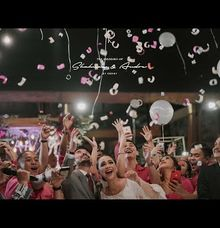 Shahnaz & Andre Wedding Video by Koncomoto