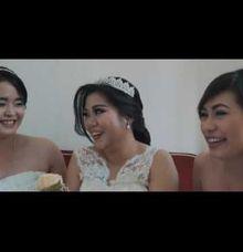 Cinematic Wedding Clip of Yongki & Nata by Retro Photography & Videography