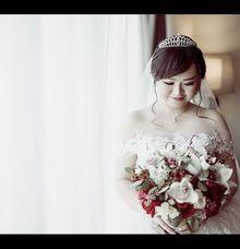 Monica & Poyu Wedding at Puteri Duyung Ancol by AKSA Creative