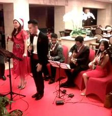 Christmas Sound by Bluverde Musica