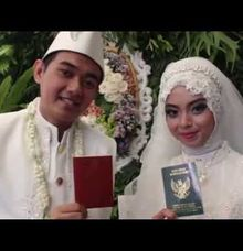 Wedding clip Reza and Rani by O'Art Cinema