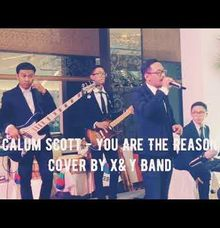 Calum Scott - You Are The Reason by X&Y Acoustic and Band