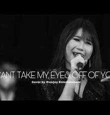 Can't Take My Eyes Off Of You - Lauryn Hill by OVERJOY ENTERTAINMENT