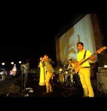 GLO Band at Intercontinental Hotel by GLO Band Bali