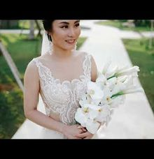 The Wedding klip of Ben & Jennifer by ARTGLORY BALI