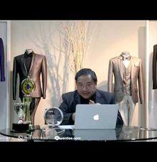 Video Pesan Jas Berkualitas Tanpa Tatap Muka by Ventlee Groom Centre