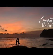 Pre Wedding Video in Bali - Nijanth & Deepti by Danny Halim Productions