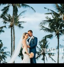 Stewart And Kristyn by Miracle Wedding Organizer