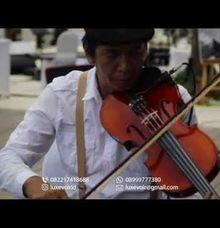 String Section and Piano from the Wedding Ceremony of Rico & Vivi 4 by Luxe Voir Enterprise