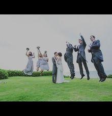 Wedding Freya + William by Bali Red Photography