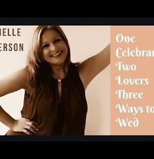 Self Promotional Video by Michelle Anderson (Michell e brant) Celebrant