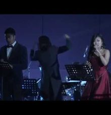 Full Orchestra at Raffles Jakarta by BERN MUSIC SIGNATURE