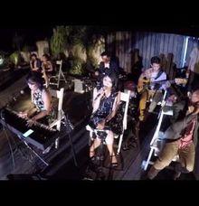 GLO Band Bali at The Pala Pandawa by GLO Band Bali