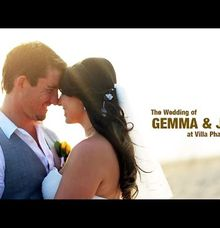 The Wedding of Gemma & Jake at Villa Phalosa Bali by mejica