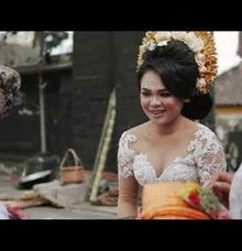 Adhit & Rika Balinese Wedding Ceremony by Lentera Production
