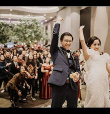 Tio & Celia Wedding Movie  at Santika Premiere Hayam Wuruk by AKSA Creative