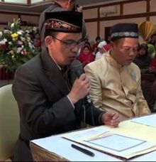 Ijab Kabul Leni Basuki by RAY PRODUCTION INDONESIA