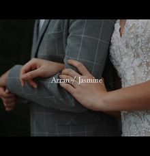 Arran & Jasmine Wedding Mount Faber by Basic Studio Space