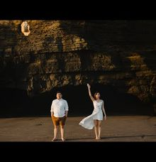 Save The Last Dance For Me - Bali Couple Session by Lentera Wedding