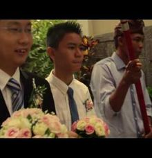 Wedding Video of Ira Mikko by 7 Arts Studio Bali