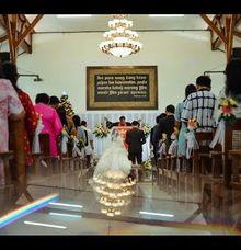 Wedding Clip Pemberkatan Nikah Danang dan Dinda by Creative Fotografi