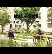 Drag Me Down - Guzheng Cover by Oriental Music of Surabaya
