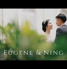 Singapore Wedding Videography at Rendezvous Hotel by Peach Frost Studio