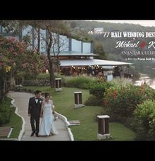 //BALI WEDDING FILM// Michael & Karina at Anantara by Paras Bali Studio