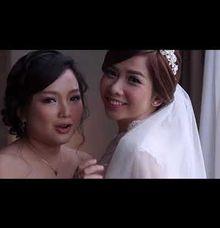 Same Day Edit  Dessy and Aldo Whizprime Wedding Jakarta by GoFotoVideo