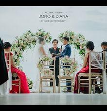 Jono & Diana - Wedding by I Love Bali Photography