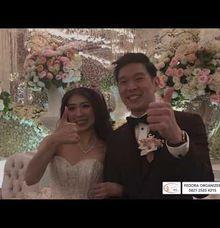 Wedding Organizer Steven & Yohana 19 May 2019 by Fedora Organizer