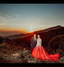 Prewedding Film of Kevin & Yu Jie by Huemince