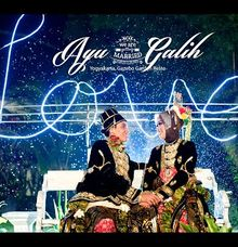 Cinematic Wedding Aulia & Galih by Photocinemac Pictures
