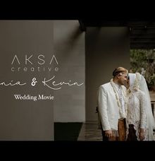 Fania & Kevin Wedding Movie by AKSA Creative
