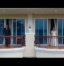 drone same day edit by Warna Warni Wedding Planner