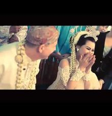 Traditional Wedding with International Groom by Amata Wedding
