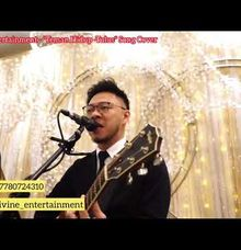 "Divine Entertainment Teman Hidup-Tulus"" Song Cover  by Hengky Wijaya"