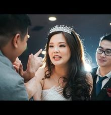 Same Day Edit Pemberkatan Ryo & Candy at Gereja Stella Maris Pluit by GoFotoVideo