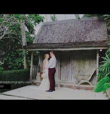 Wedding Aaron + Kathryn by Bali Red Photography