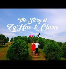 ZyHao & Clara Pre-wedding Stop-Motion by Zoro Production