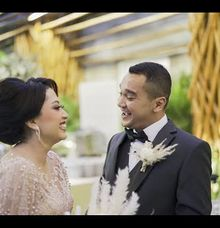 The Wedding of Andin & Randy by UK International Jakarta